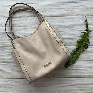LIKE NEW! Kenneth Cole Reaction Rose Gold Handbag